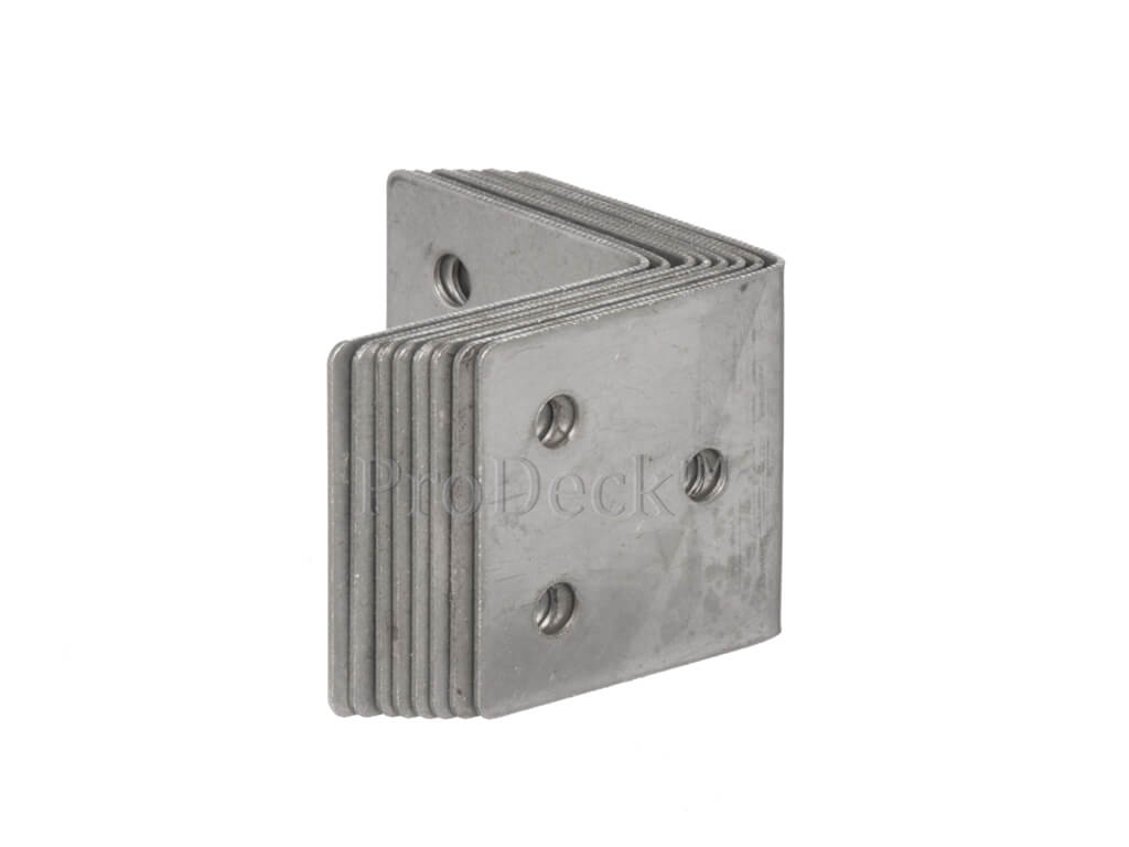 L beslag aluminium aluminium