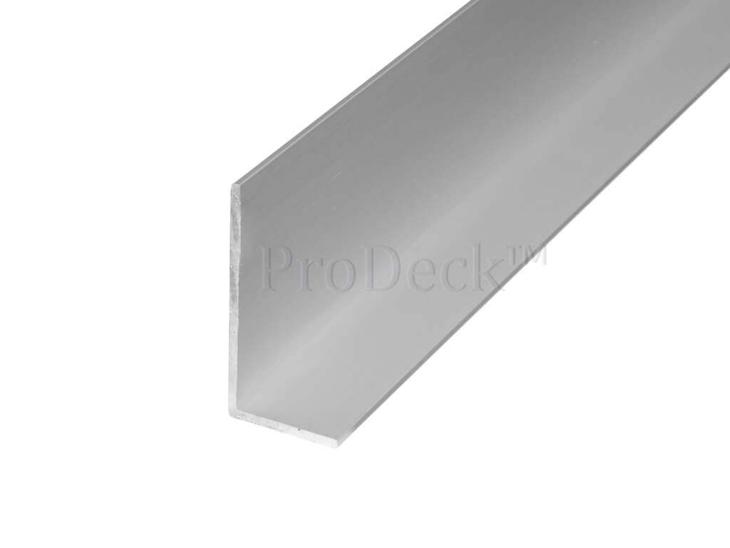 L profiel aluminium aluminium