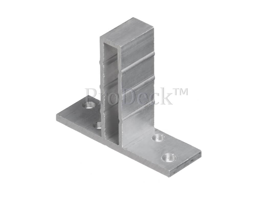 T beslag aluminium