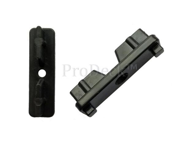 Clip 01 • kunststof • voor 25 mm dikke ProDeck™ vlonderplanken