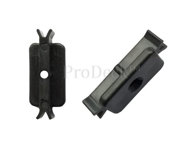 Clip 06 • kunststof • voor 21 mm dikke ProDeck™ vlonderplanken
