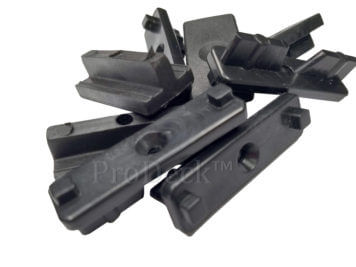 Clip • kunststof • voor 21 mm dikke ProDeck™ vlonderplanken