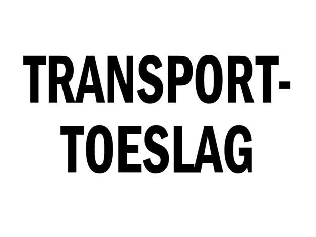 TRANSPORTTOESLAG – VERPLICHT BIJ DUOFUSE® VLONDERPLANKEN