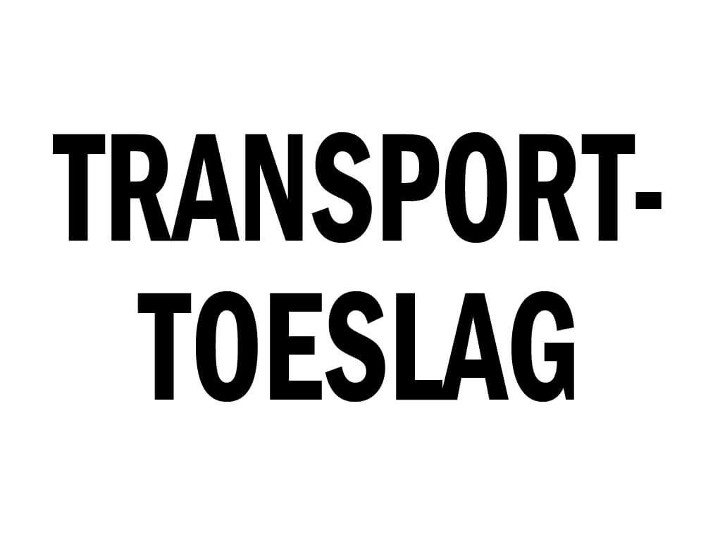 Transporttoeslag