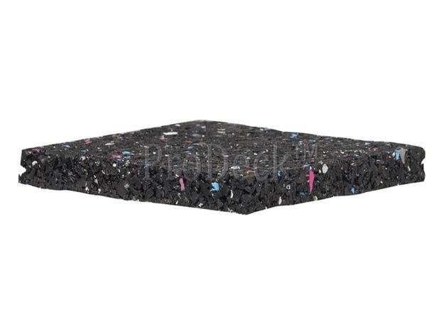 Rubberen tegeldrager • 10×10 cm • 1,5 cm dik