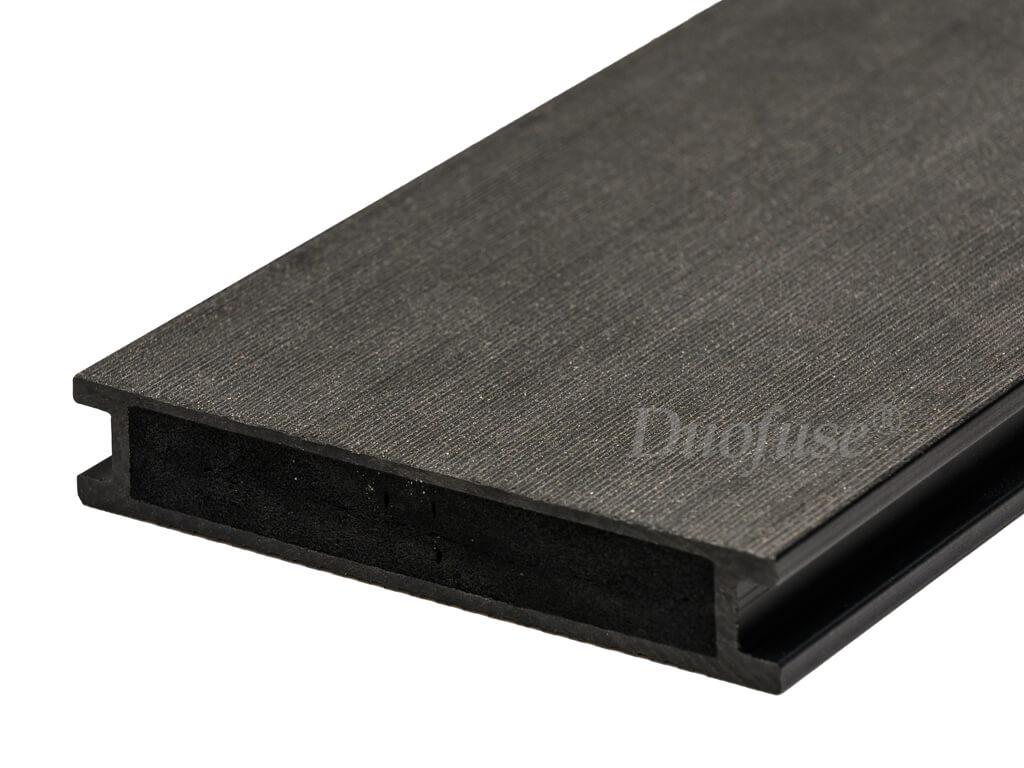 Duofuse volkamer graphite black egaal