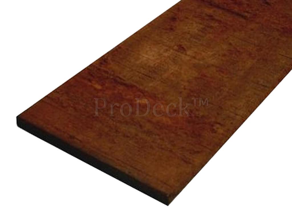 Hardhouten plank angelim vermelho