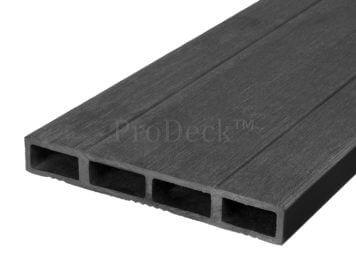 Deurplank • composiet • antraciet • 180 cm