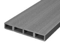 Composiet deurplank grijs achterkant