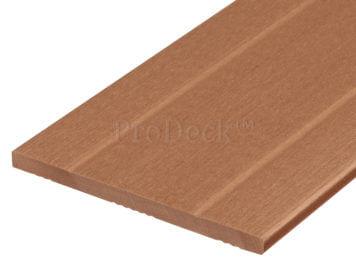 Schuttingplank • composiet • bangkiraibruin • 180 cm