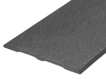 Schuttingplank • composiet • antraciet • voor basic schuttingen • 180 cm