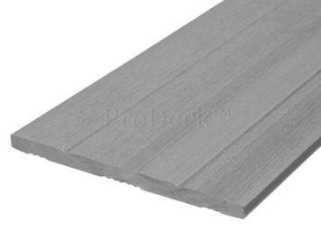 Schuttingplank • composiet • grijs • 180 cm