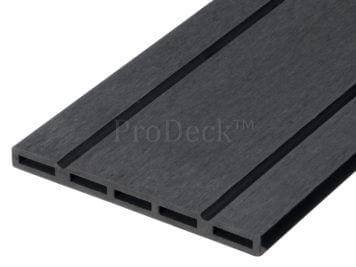 Schuttingplank • composiet • antraciet • voor maxi-13 schuttingen • 180 cm