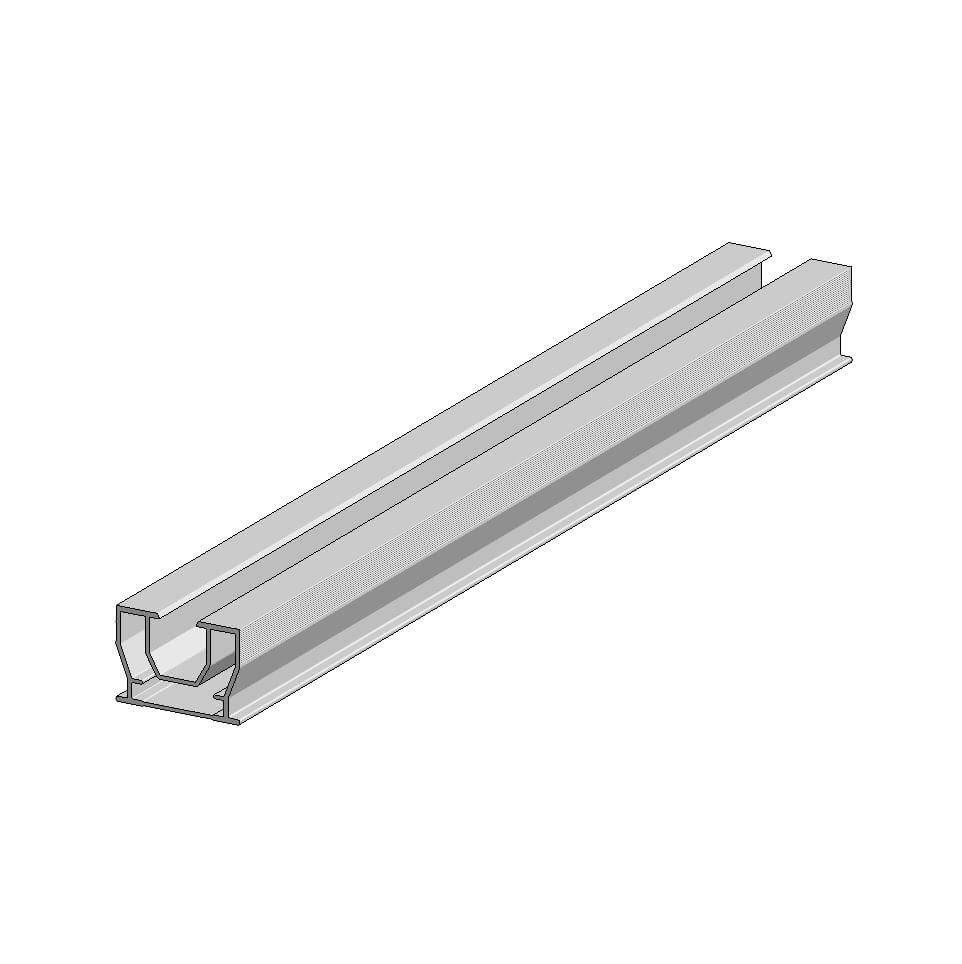Aslon aluminium balk