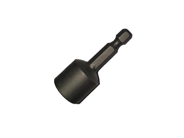 Zeskantdop-bit 13mm • om houtdraadbouten aan Aslon® Multi-hoeken aan hardhouten piketpalen te monteren