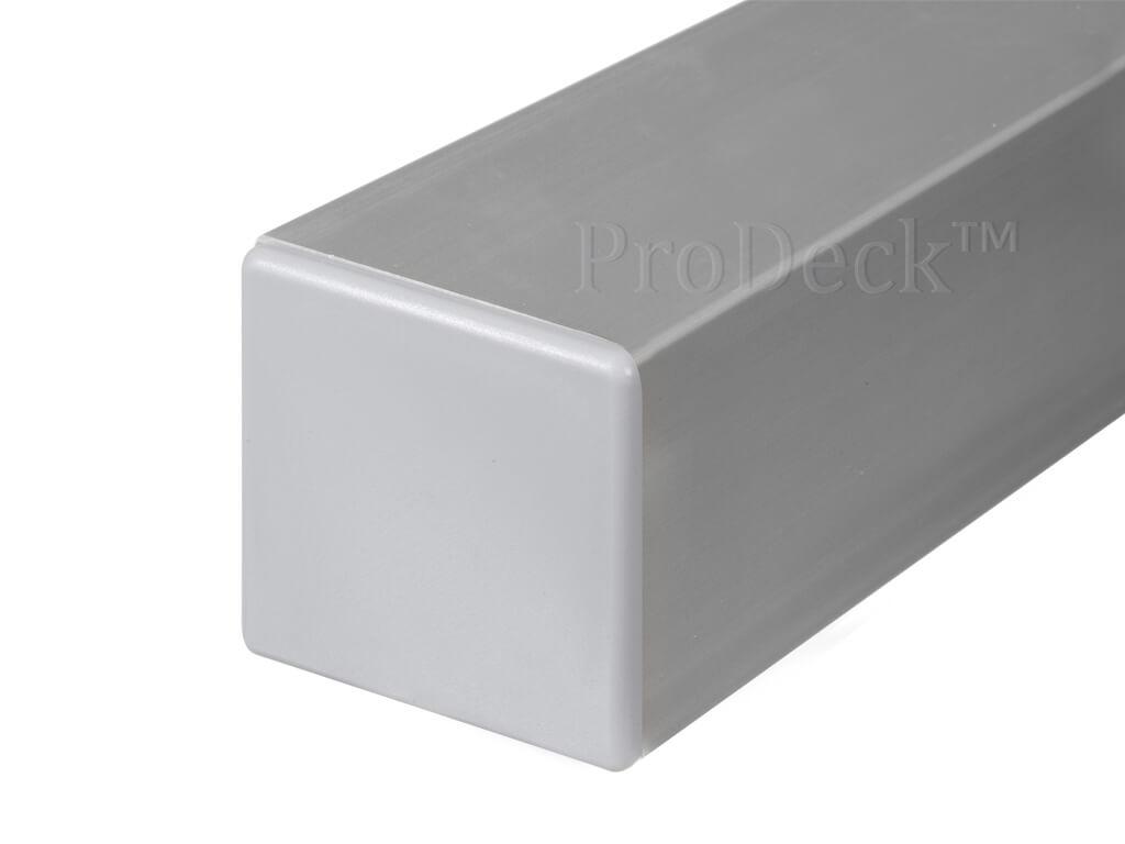 schuttingpaal-aluminium-aluminium-met-kap-7x7