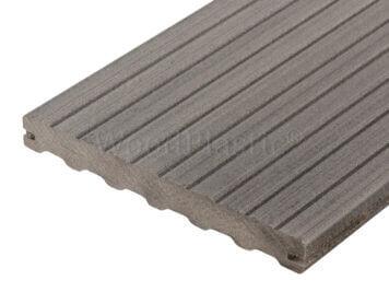 Vlonderplank • massief composiet • inox • 400×19,5×2,2 cm • Max Line