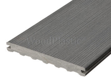 Vlonderplank • massief composiet • inox • 400×19,5×2,2 cm • max forest
