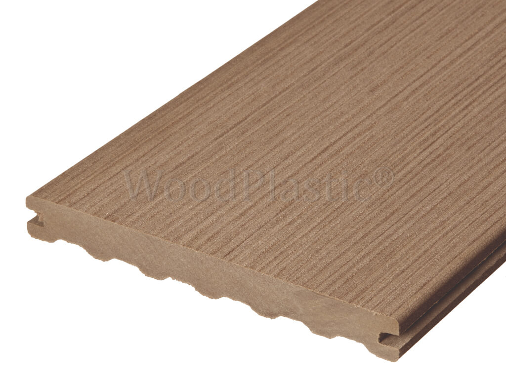 Massief composiet vlonderplank max forest teak