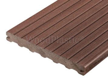 Vlonderplank • massief composiet • palisander • 400×19,5×2,2 cm • Max Line