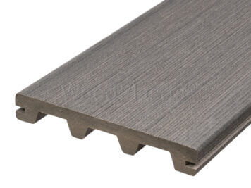 Vlonderplank • massief composiet • inox • Step • 400x16x2,3 cm