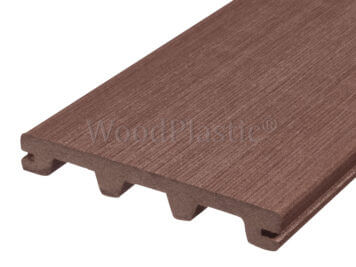 Vlonderplank • massief composiet • palisander • Step • 400x16x2,3 cm