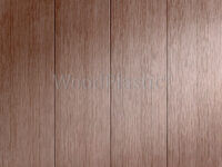Composiet massieve vlonderplank top teak