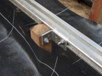 Vlonderplank donkerantraciet 24cm breed houtnerf met aslon onderbalken 55717 3