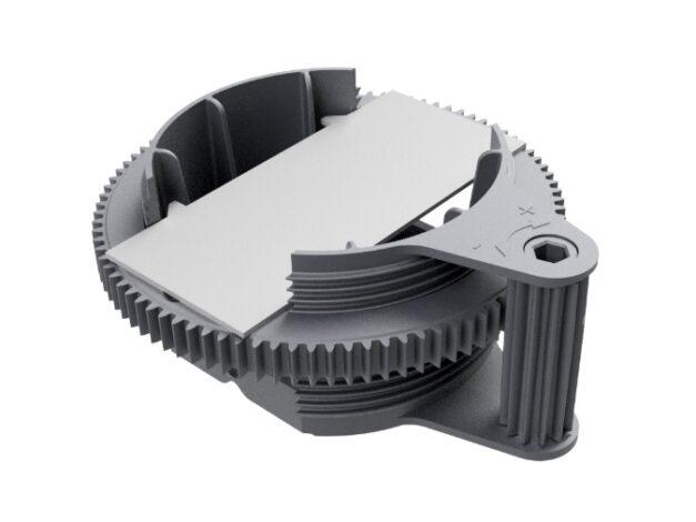 Snelbouw balkendrager • aslon professioneel • staal verstevigd • verstelbaar • 15-50 mm